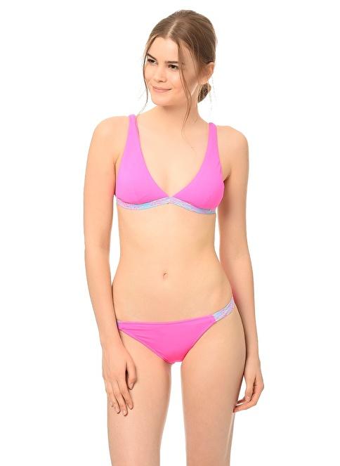 Koton Bikini Alt Fuşya